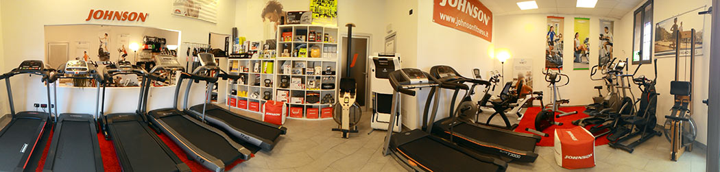 Johnson Fitness Point Bologna
